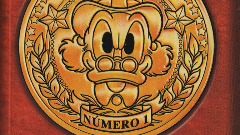 Saga Disney SP – Capítulo 1: Tio Patinhas: 50 anos da revista – Volume 1