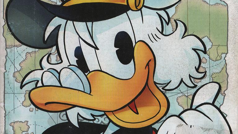 Saga Disney – Capítulo 10: Tio Patinhas Nº573: O Veleiro de Prata