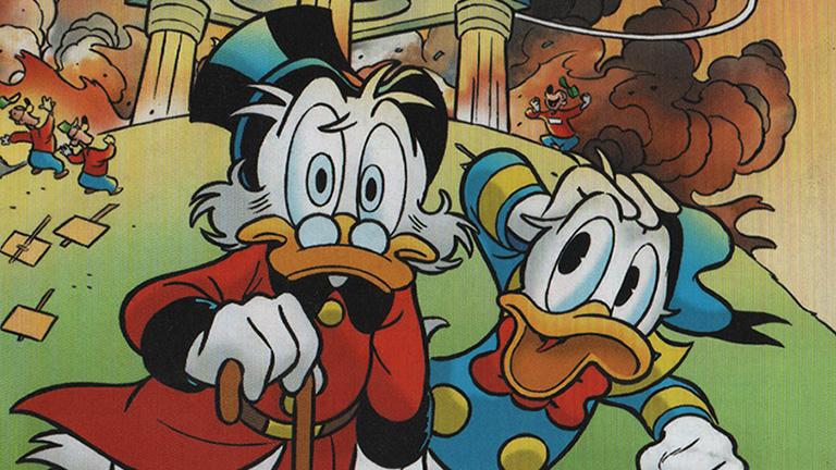 Saga Disney – Capítulo 11: Tio Patinhas Nº619: Código Vermelho