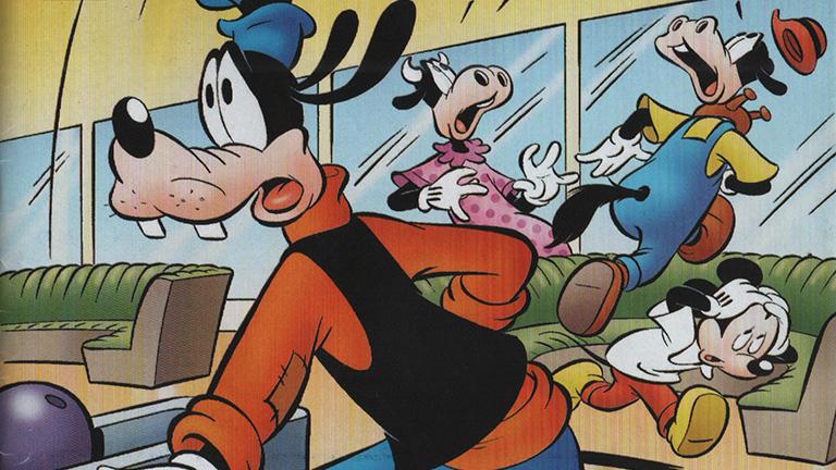 Saga Disney – Capítulo 15: Pateta Nº74