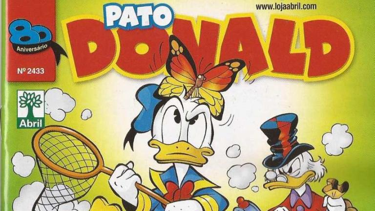 Saga Disney – Capítulo 1: Pato Donald Nº2433: Efeito Borboleta