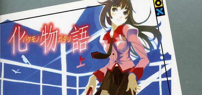 Meu retorno a Monogatari Series.